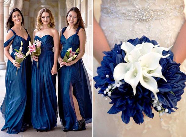 Цвет для свадьбы в 2018 году