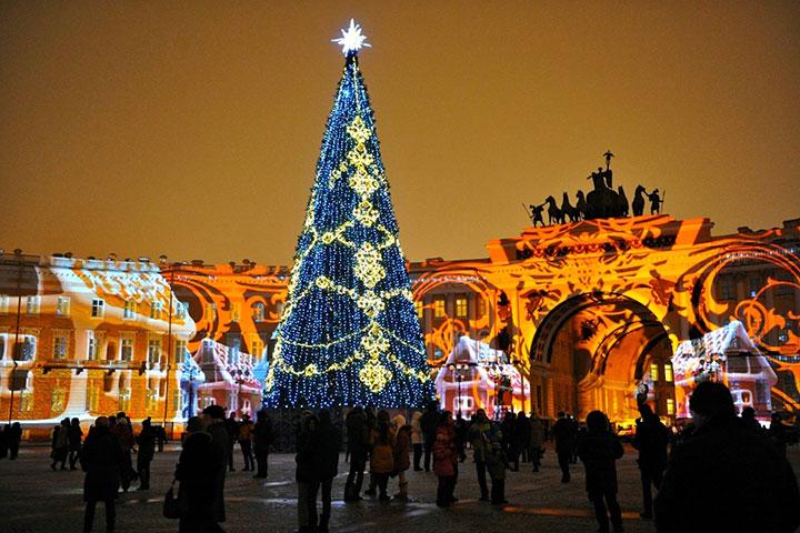 Photo of Новый год в Санкт-Петербурге
