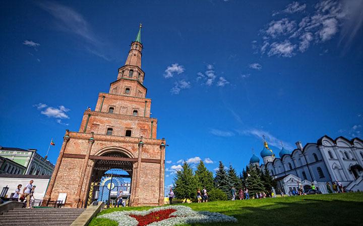 Photo of Новый год в Казани