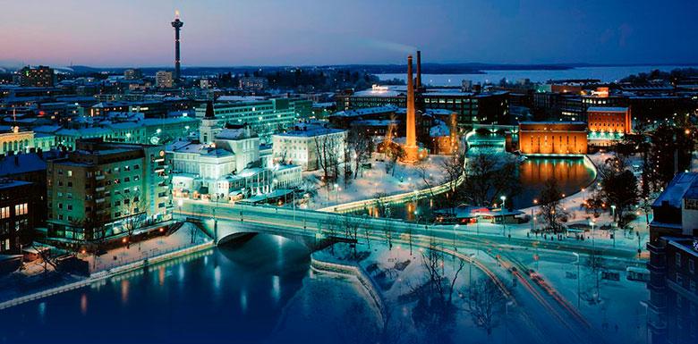 Photo of Новый год в Финляндии