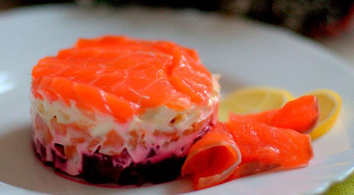 Photo of Рецепты салатов на Новый год: новые рецепты
