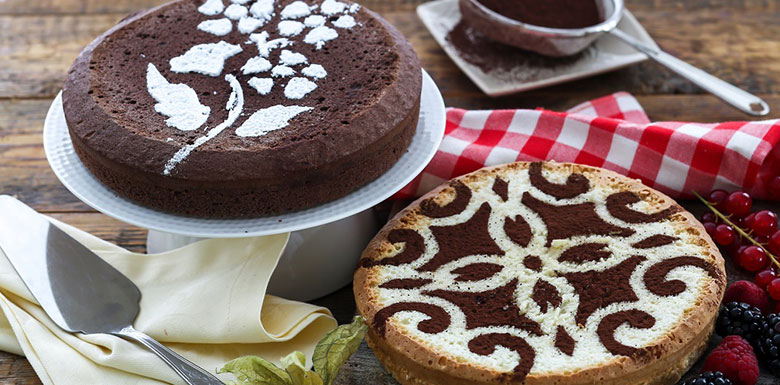 Как красиво украсить торт на Новый 2019 год: в домашних условиях, идеи картинки