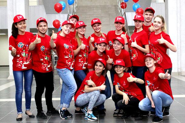 Photo of Волонтеры Чемпионат мира по футболу в России