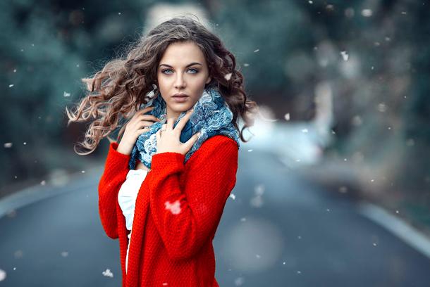 Модные луки осень-зима 2019 1