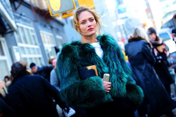 Модные луки осень-зима 2019 4
