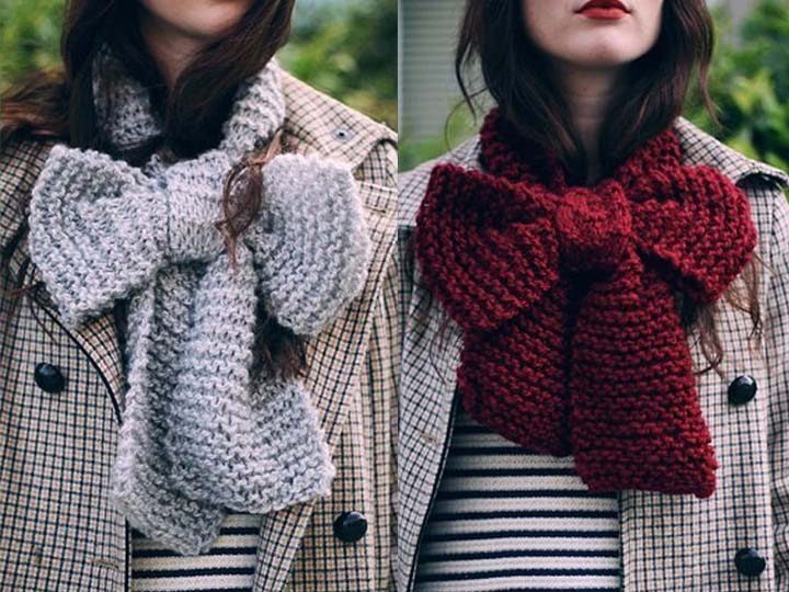 Photo of Модные шарфы осень-зима 2020-2021 года