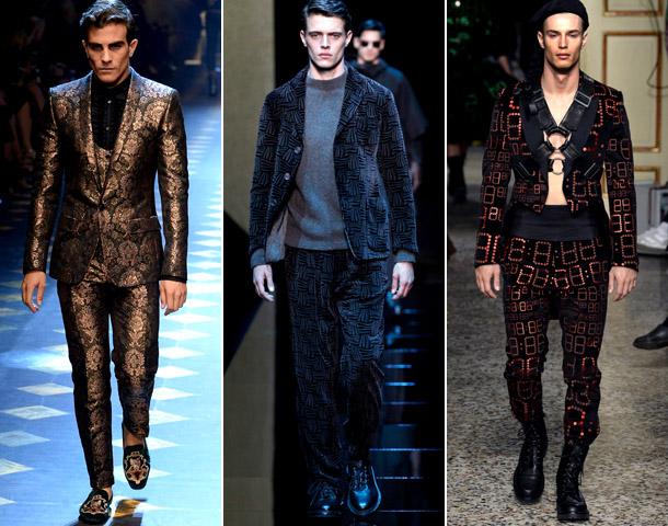 Мужская мода 2019 13