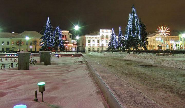 Photo of Новый год в Ярославле