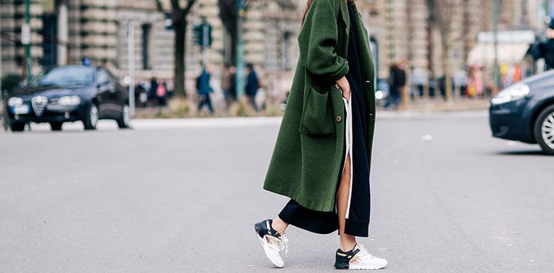 Фото мода Осень зима