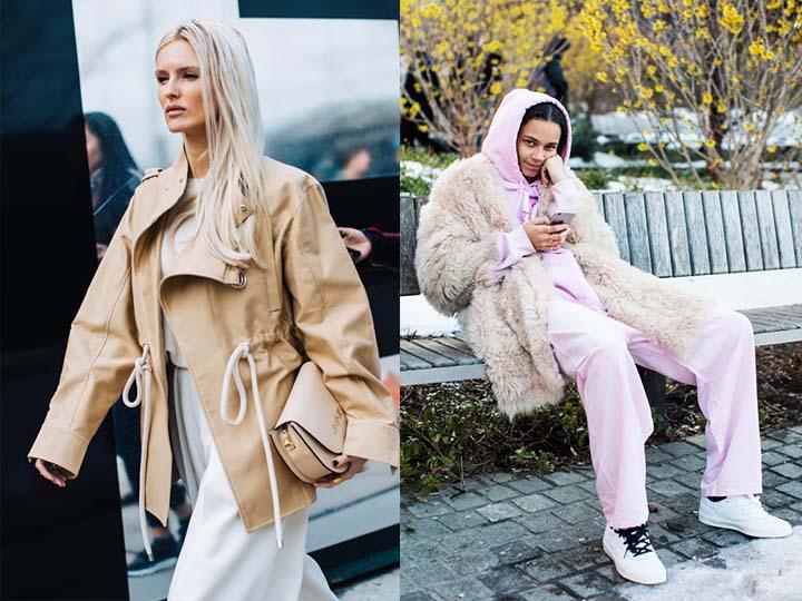 Фото мода Осень зима 2018 года