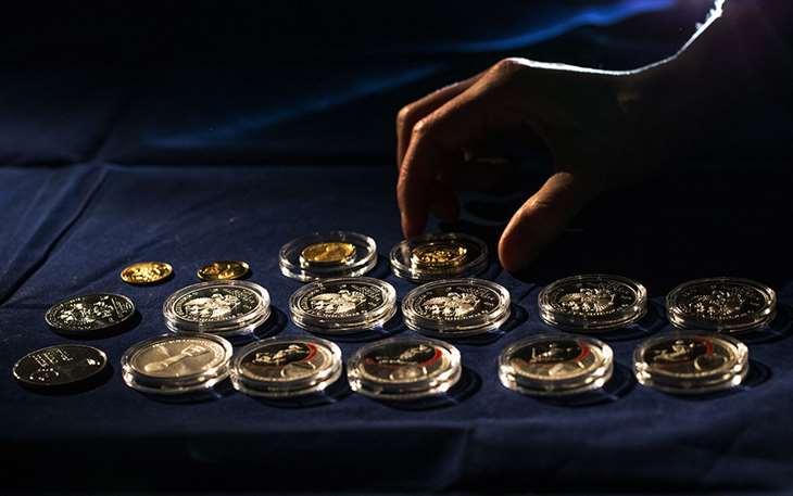 Юбилейные монеты, которые будут приурочены к чемпионату мира по футболу 7