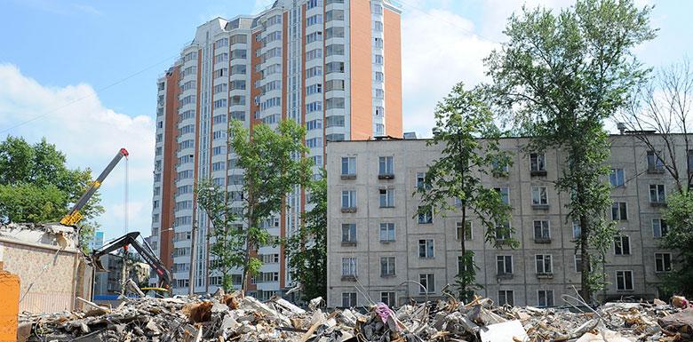 Photo of Какие пятиэтажки снесут в Москве