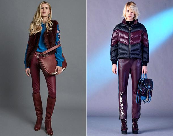 Модная женская одежда 2018