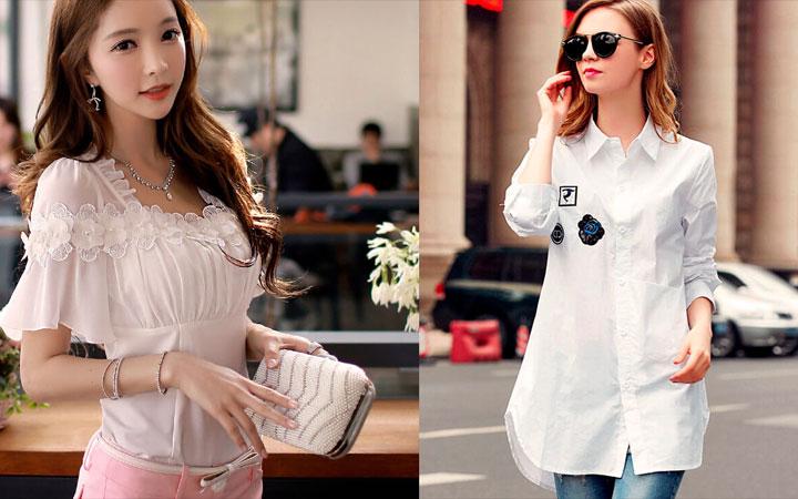 Модные блузки осень-зима 2019-2020 года 14
