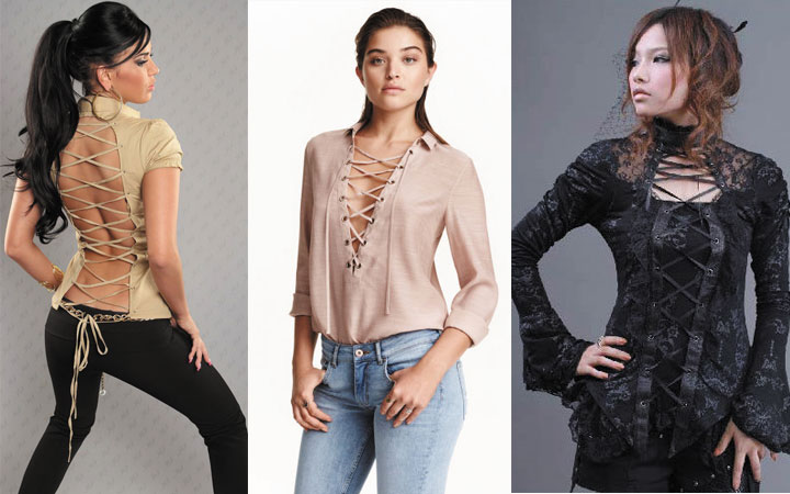 Модные блузки осень-зима 2019-2020 года 15