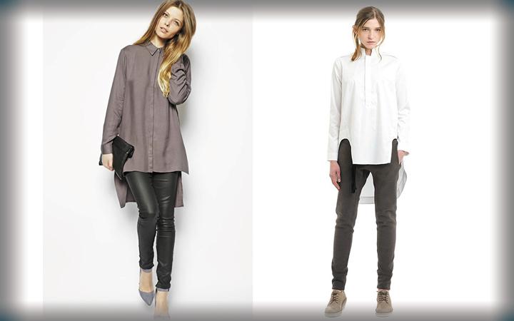 Модные блузки осень-зима 2019-2020 года 36