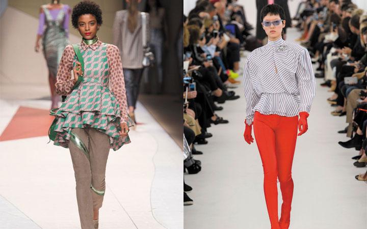 Photo of Модные блузки осень-зима 2020-2021 года