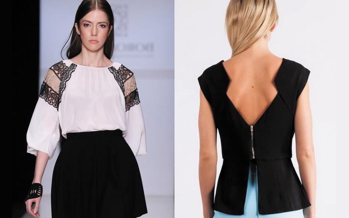 Модные блузки осень-зима 2019-2020 года 5