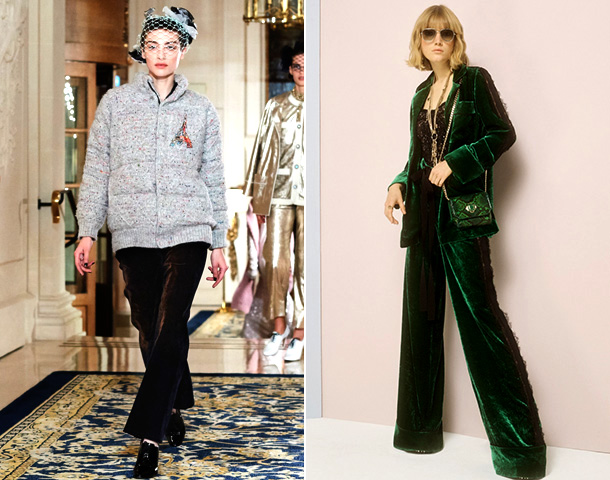 Модные женские брюки 2018