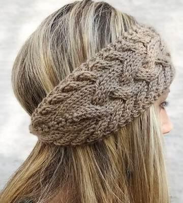 Модные вязанные шапки осень-зима 2019-2020 для женщин 2