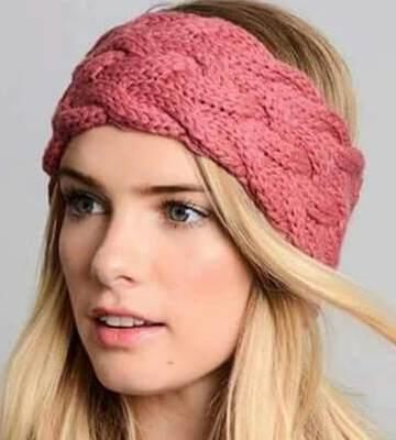 Модные вязанные шапки осень-зима 2019-2020 для женщин 3
