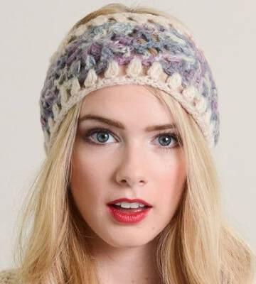 Модные вязанные шапки осень-зима 2019-2020 для женщин 4
