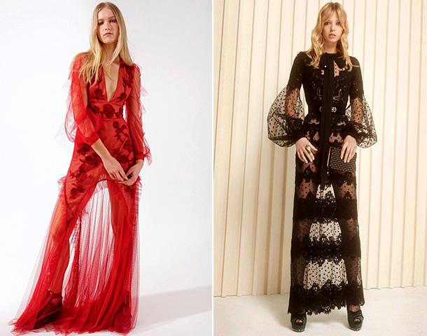 Модные женские платья 2018