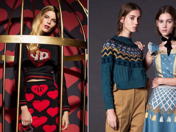 Модные свитера 2019 7