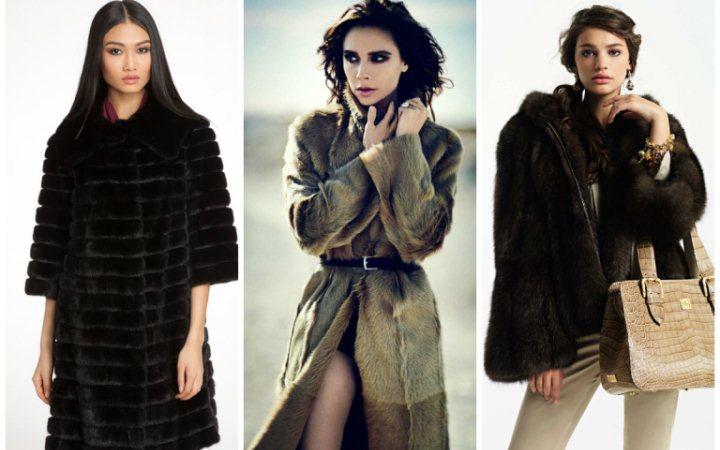 Модные шубы осень-зима 2019-2020 года 12