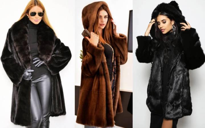 Модные шубы осень-зима 2019-2020 года 13