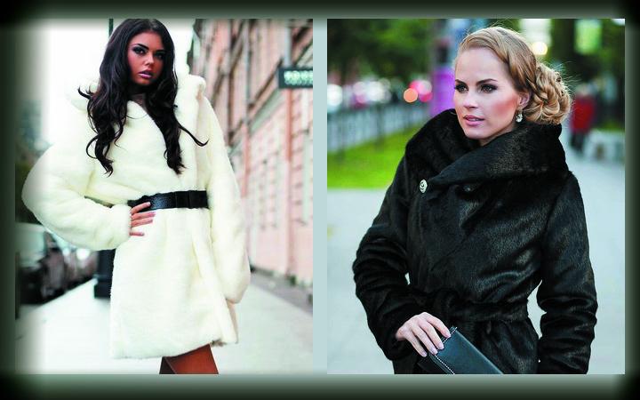 Модные шубы осень-зима 2019-2020 года 16