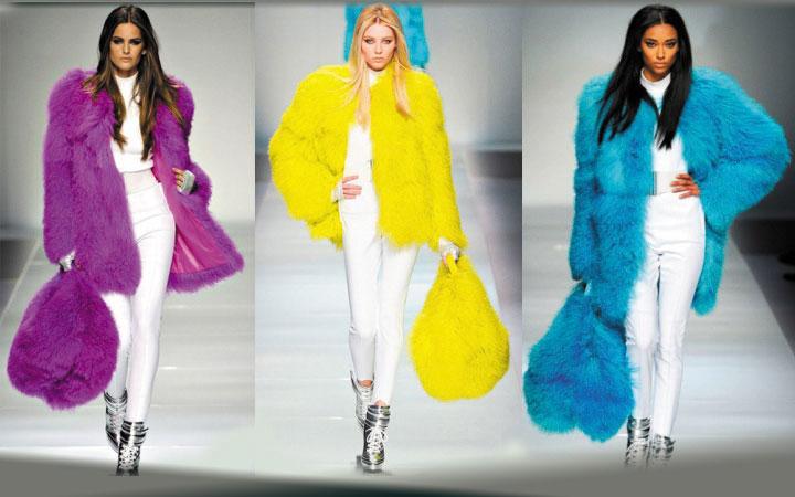 Модные шубы осень-зима 2019-2020 года 18