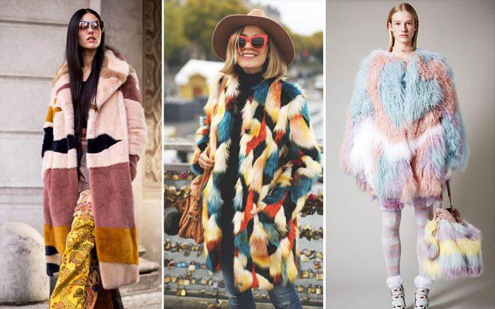 Модные шубы осень-зима 2017-2018 года 20