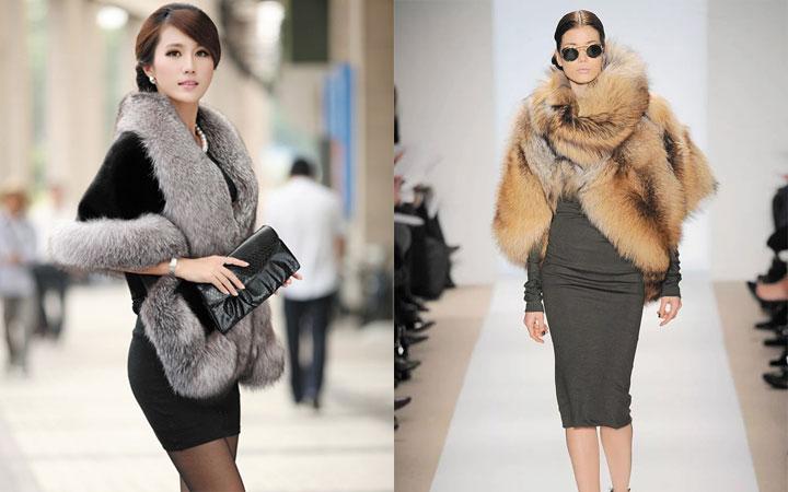 Модные шубы осень-зима 2019-2020 года 22