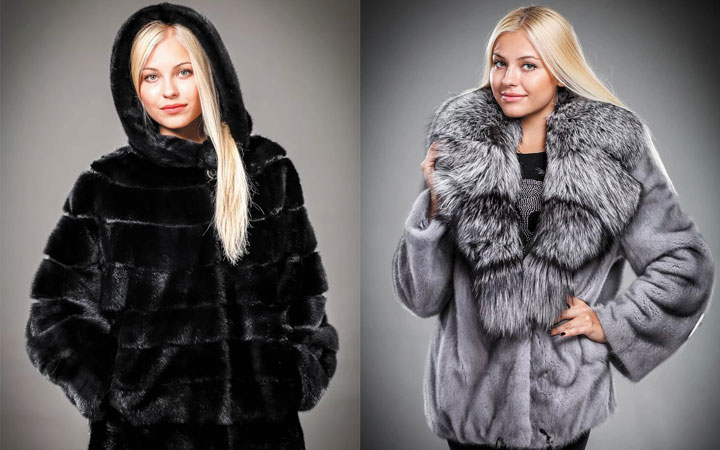 Модные шубы осень-зима 2017-2018 года 23