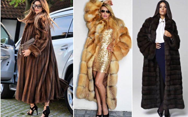 Модные шубы осень-зима 2017-2018 года 7