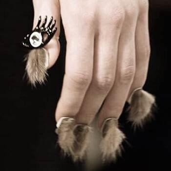 Модный маникюр осень-зима 2019-2020 41