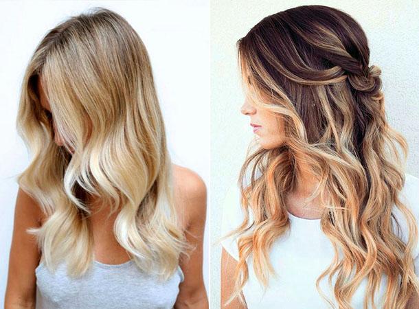 Модный цвет волос 2019 14
