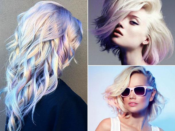 Модный цвет волос 2019 5