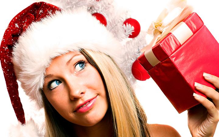 Подарки любимой девушке на Новый год 2
