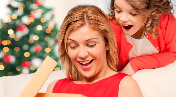 Подарки родителям на Новый год 2