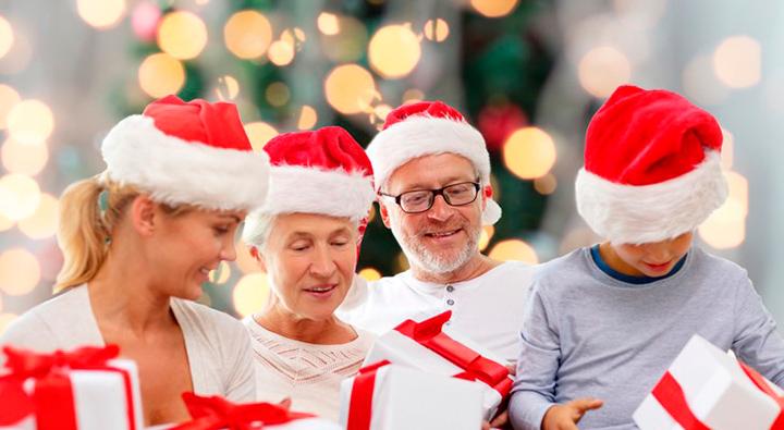 Подарки родителям на Новый год 3
