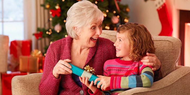 Подарки родителям на Новый год 4