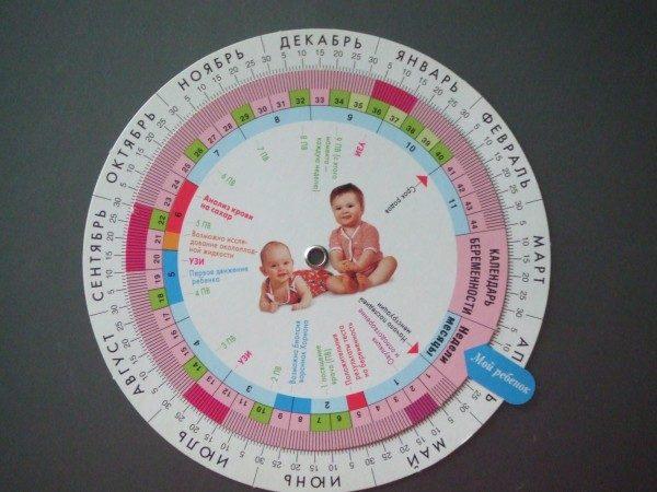 Таблица зачатия пола ребёнка 2019 году 1