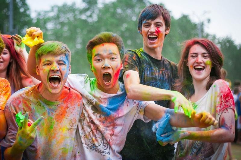 Фестиваль красок 2