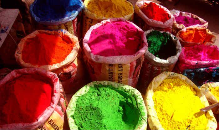 Фестиваль красок 3