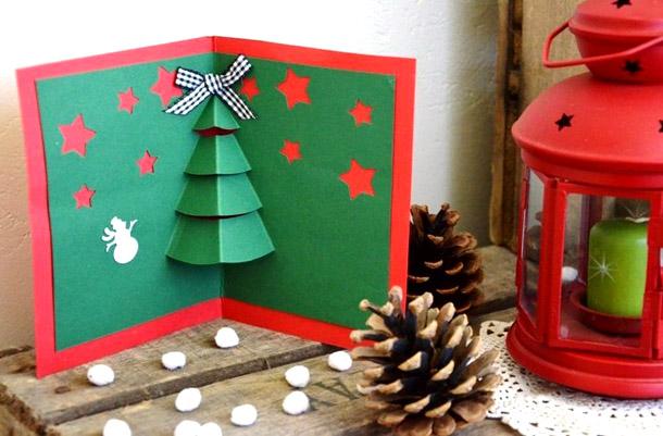 Photo of Как сделать открытки на Новый год своими руками