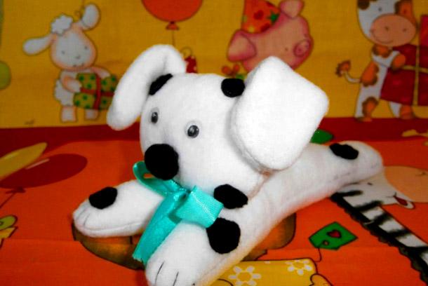 Photo of Собака из ткани своими руками с выкройками
