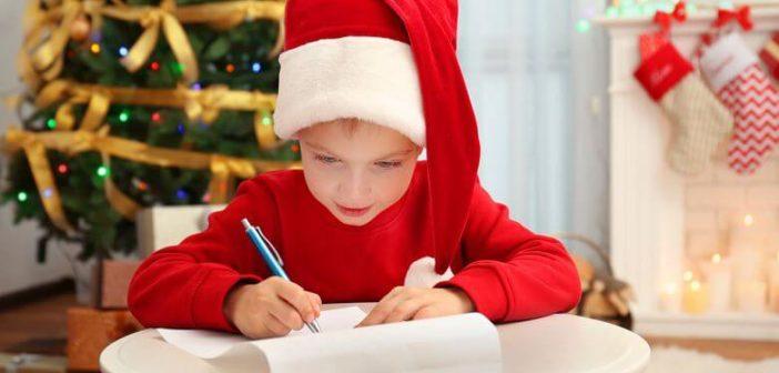 Photo of Письмо Деду Морозу: образец бланка и полезные советы