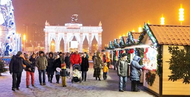 """Новогодние каникулы 2019 года в Москве: куда пойти с детьми"""""""